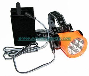 LED Headlight:Use for Rubber Tapping Lamp or Others