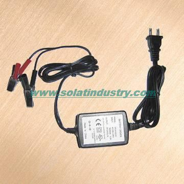 Motorcycle battery charger SLT01