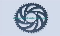 Motorcycle Rear sprockets